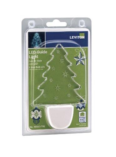 leviton-49563-tre-led-decorative-guide-light-with-holiday-tree-shade-green