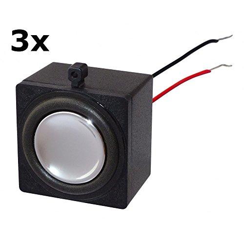 Miniatur-Lautsprecher-2-Watt-8-Ohm-32x32x23-mm-3-Stck-passend-fr-Rasberry-Pi-Arduino-Mini-PC-Mainboards-etc