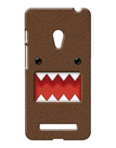 Pickpattern Back Cover for Asus Zenfone 5