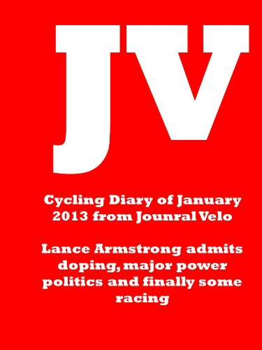 Journal Velo Cycling Diary January 2013 (Journal Velo 2013)
