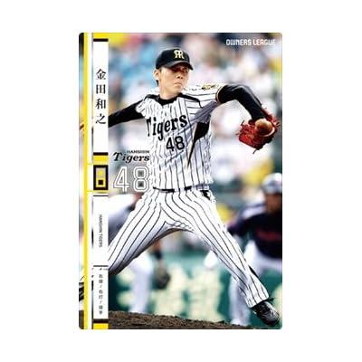 オーナーズリーグ OL19 N(W) 金田 和之/阪神 OL19-086