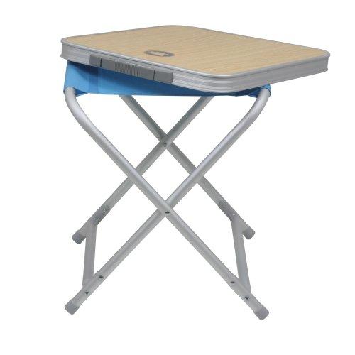10T-Tabstool-2in1-Camping-Hocker-oder-Tisch-Kombination-Aluminium-nur-1700g