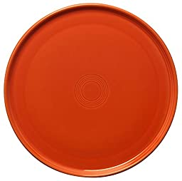 Fiesta Pizza Tray, 12-Inch, Poppy
