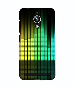 Crazymonk Premium Digital Printed 3D Back Cover For Asus Zen Fone Go