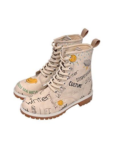 Dogo Shoes Botas Altas Sparkles Around The World