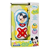 High Quality Mickey Mouse Lights and Sounds Mobile Phone