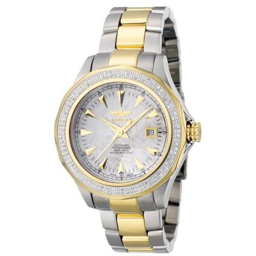 : Invicta Men's Ocean Ghost Meteorite 1.51Ct Diamond Automatic - 4313