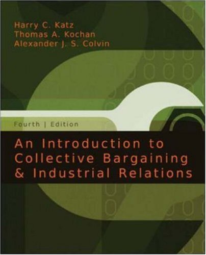 An Introduction to Collective Bargaining & Industrial...