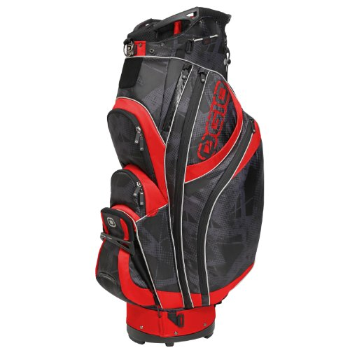 OGIO Golf SYNCRO II Cart Bag Farbe: Fracture Cartbag 2012