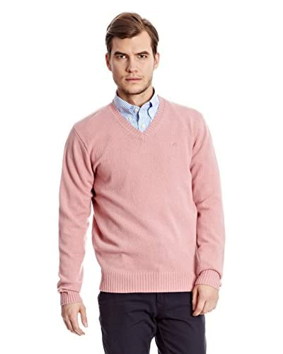 Sacoor Brothers Pullover Ruby [Arancione]