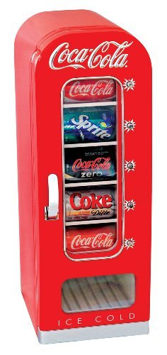 Koolatron CVF18 10-Can-Capacity Vending Fridge, Garden, Lawn, Maintenance