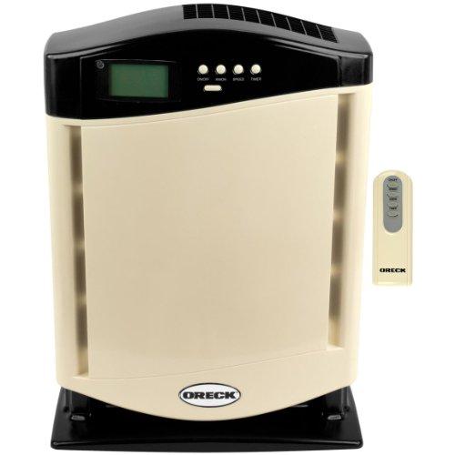 Oreck Xl Air Purifier (Factory Rebuilt), Cream front-568338