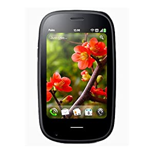 HP 16GB Palm Pre 2 Factory Unlocked QWERTY Keyboard GSM Smart Phone with WebOS Touchscreen Wifi Unlocked Black FB324aa#aba