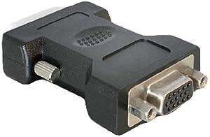 DELOCK Adapter DVI29-St > VGA-Bu15