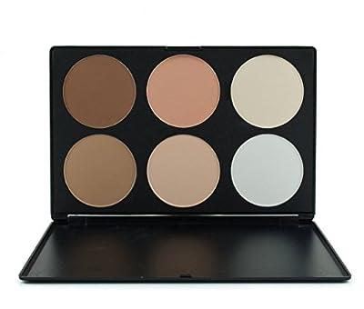Goege Professional Concealer Camouflage Foundation Makeup Palette Contour Face Contouring Kit