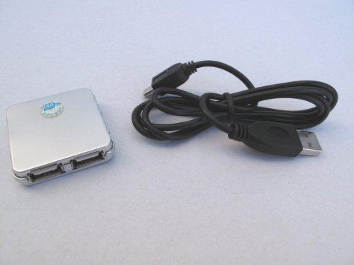 4 Port Hub USB 2.0 HUB Verteiler 4 Port High Speed ohne Netzteil