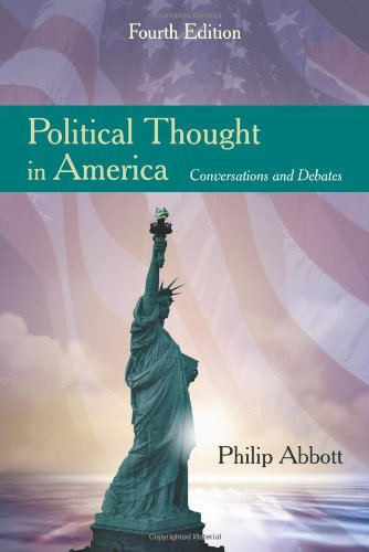 Political Thought in America: Conversations and Debates