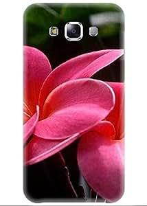 Spygen Premium Quality Designer Printed 3D Lightweight Slim Matte Finish Hard Case Back Cover For Samsung Galaxy E7