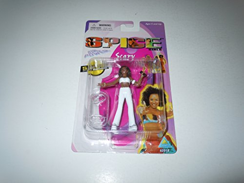 Spice Girls Figure Scary - White Outfit - 1