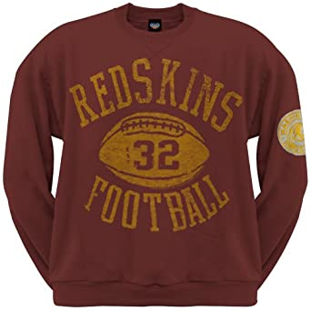 Washington Redskins - Fieldgoal Crewneck Sweatshirt by Old Glory