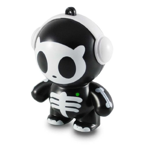 Mobi Skully Headphonies Designer Micro Portable Speakers