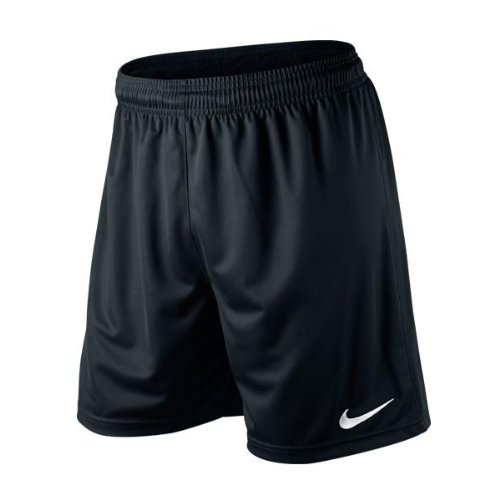 Nike Dri-FIT Park Knit Unlined Mens Football Short (XXL, Black)