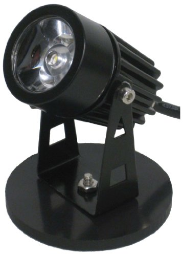 Easypro Led4Ww Aluminum Underwater Led Light, 3-Watt