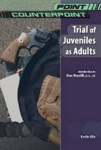 An argument in favor of trying juveniles as an adult