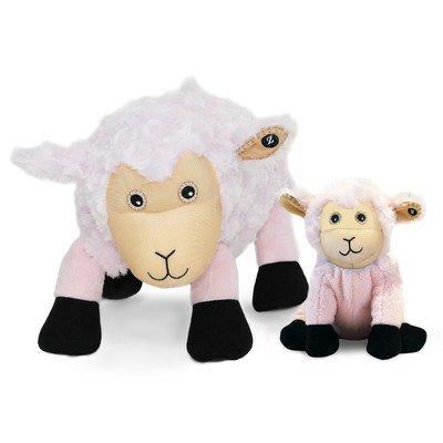 Imagen de Zoobies juguete de felpa, Lola The Lame con Mini