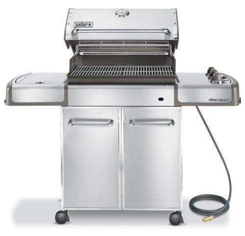 Propane gas grill weber genesis s natural
