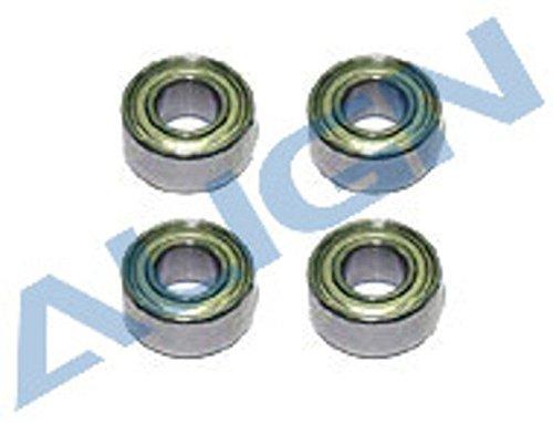 Align HS1032 Bearings, 4x8x3mm (4) - 1