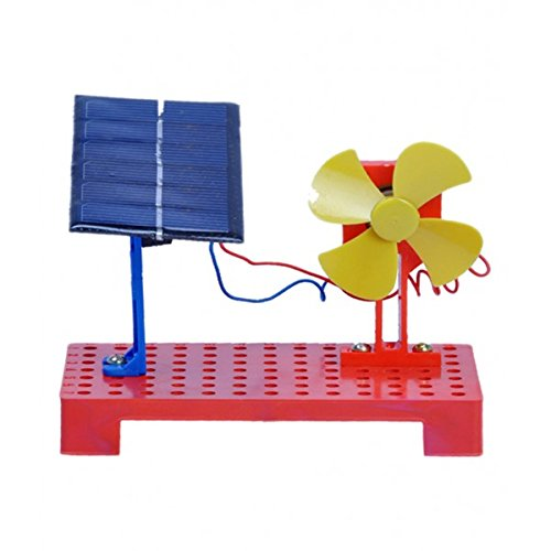 Funwood Games Funwood Games Students Do It Yourself Solar Fan Educational Kit for School Projects