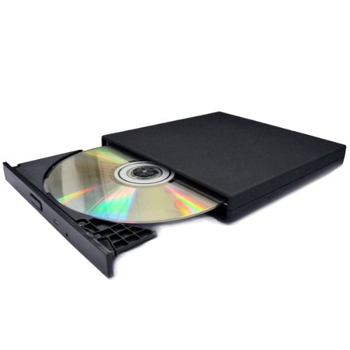 how to run dvds on a external cd rom drive