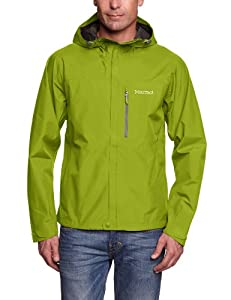 Marmot - Men's Minimalist Jacket - Green Lichen-4425 - Small