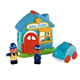 Early Learning Centre Happyland Police Station From Debenhams
