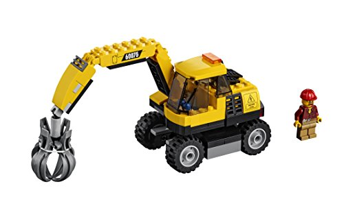LEGO City乐高城市系列 60075 挖掘机和卡车图片