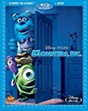 Image de Monsters, Inc. (2 Disc Blu-ray + DVD) [Blu-ray]