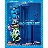 Monsters, Inc. (2 Disc Blu-ray + DVD) [Blu-ray] ~ Monsters Inc.