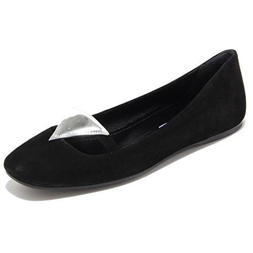 8433I ballerine donna PRADA scarpe shoes women [37]