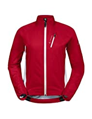 Vaude Spray IV rain jacket womens Ladies red Size 36 2014