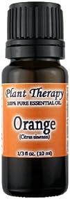Orange Essential Oil. 10 ml. 100 Pure Undiluted Therapeutic