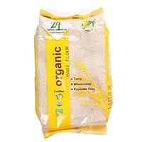 Organic Finger Millet Flour (Ragi) - 2 Lbs by 24 letter Mantra