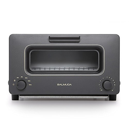 Steam oven toaster BALMUDA The Toaster K01A-KG (Black) (Toast R Oven Pan compare prices)