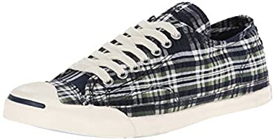 CONVERSE Jack Purcell Slip-On Low Sneaker (Navy 8.0 M)