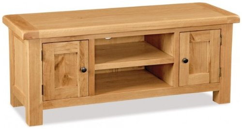 Cheap  Winchester Oak Large TV Unit
