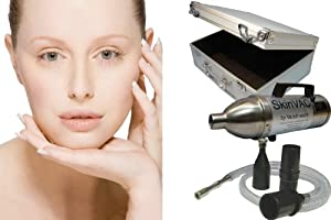 UltraRadiance: SV12014 ProDeluxe SkinVac Microdermabrasion System with New 2014 Ultra Bullet Vacuum and 2