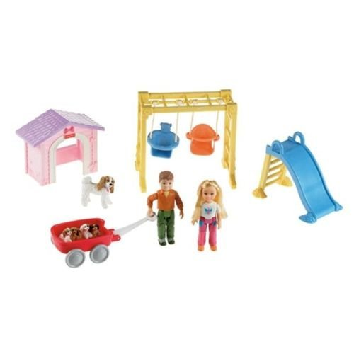 Fisher Price Loving Family Outdoor Fun Playset front-111411