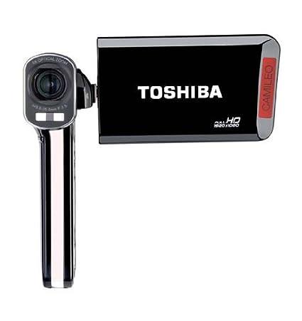 Toshiba Camileo P100 Caméscope numérique Full HD 8 Mpix Zoom numérique 16x Noir