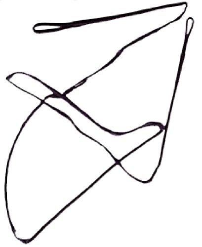 """Triple Trophy Oneida String 46 7/8"""" Omni Flt"""
