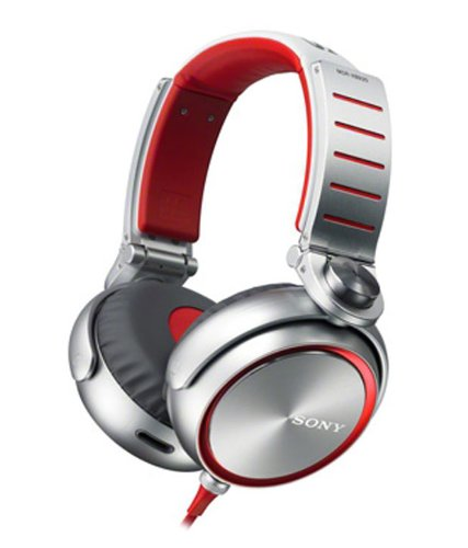 Sony Mdr-Xb920 Extra-Bass Stereo Headphone - Red